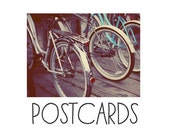 Postcards - Single Card - Blank Cards - Revolution - Bike - Bicycle Photograph - Wheels - Summer