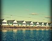 Provincetown Art, Cape Cod Cottage, Print, Fine Art Photo,  8x8, READY TO SHIP, Seaside Art