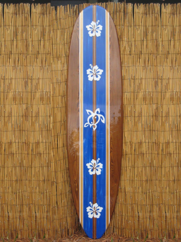 wooden decorative surfboard wall art for home hotel. Black Bedroom Furniture Sets. Home Design Ideas