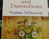 New Patterns for Bead Flowers and Decorations by Virginia Nathanson 2004