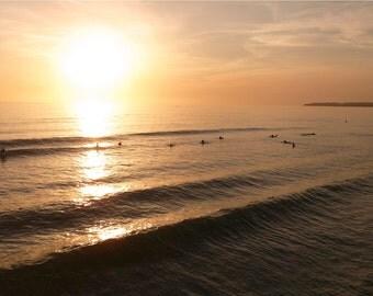 Evening Surf 8X10