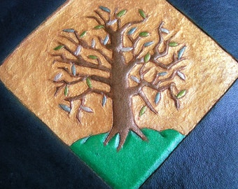 Tree journal cover