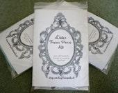 UK seller - Frame Purse Kit - Make Your Own Kit - Perfect Present
