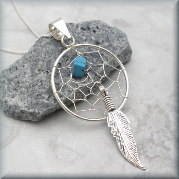 Dreamcatcher Necklace on goodforexbinar.cf Erin McCloskey's elegant reinterpretation of a dreamcatcher, recycled silver and semi-precious stones are /5(12).