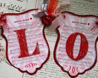 Valentine banner download