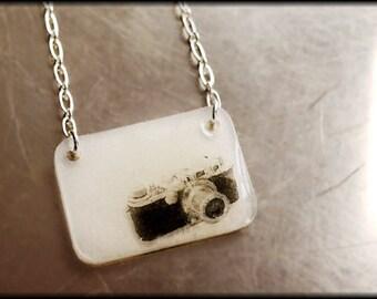 Leica Necklace - SALE
