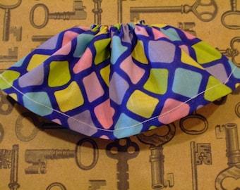 Blythe / DAL Skirt - Pastel Diamonds - ON CLEARANCE