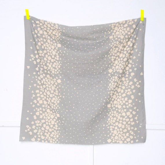 Nani Iro Peaceful Cooing Double Gauze Japanese Fabric - MADOBE