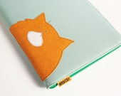 Laptop Case - Custom Size - Fat Cat