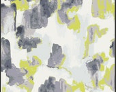 Sarah Watson FABRIC - Luxe In Bloom - Cascade - Agate