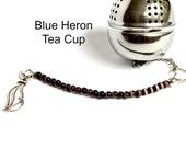 Cat's Eye Bead Tea Infuser
