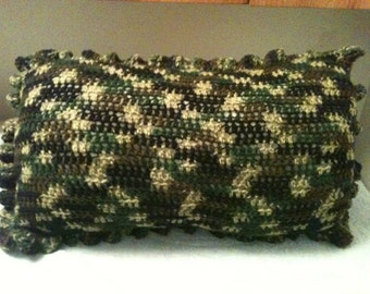 Crocheted Boobie Pillow - Mature - Made to Order