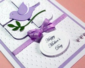 Mother's Day Card, Birthday Card, Get Well Card, Thank You Card, Thinking of You Card, Greeting Card, Personalized Card