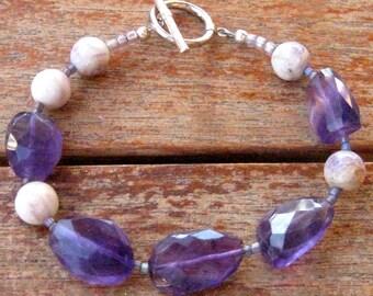 Grape Candy Bracelet - B64