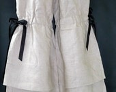 SAMPLE - Ladies Vintage style Pants - Linen Mix - Will fit size XS / S - by Boutique Mia and More - Ready To Ship