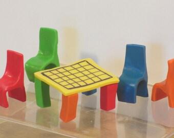 Miniature Modern children's furniture