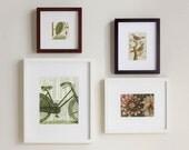 Prints, Set of Four Prints - with 8x10 bike