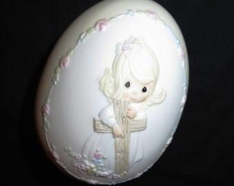 Vintage Enesco Easter Egg