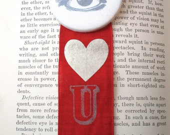 Eye Heart You Badge