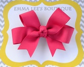 Sasparilla Pink Hair Bow