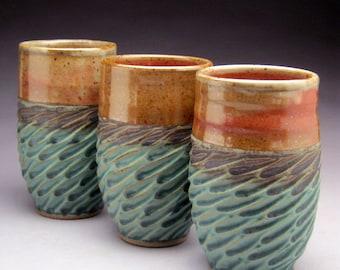 Stoneware Vase/Tumbler- Made to Order