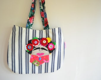 Frida Handmade Bag