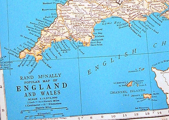 England and wales map scotland map europe map 2 sided like this item gumiabroncs Choice Image