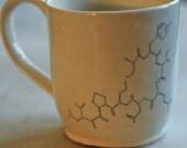 Oxytocin mug- made to orer