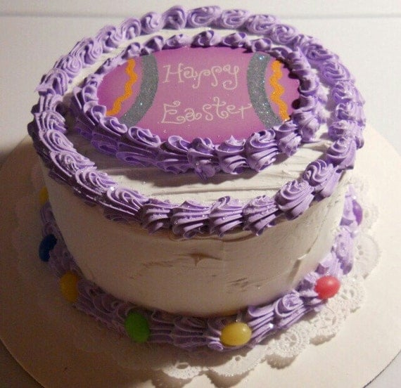Design Your Own Photo Cake : Items similar to Design your own cake for American Girl ...