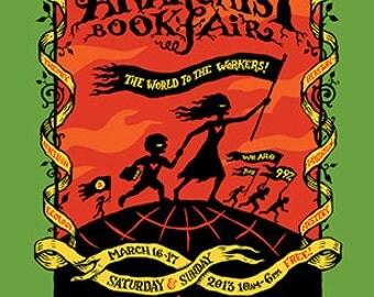 Anarchist Bookfair 2013
