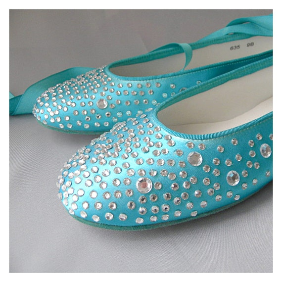 Bling Flat Wedding Shoes Bling Wedding Shoes