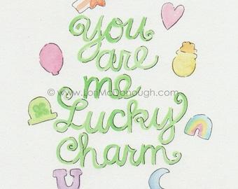 Me lucky charm