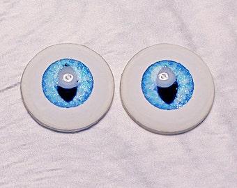 Doll eyes 14mm ADSM Cat color Sky