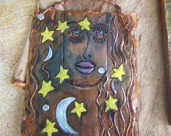 Luna Amongst the Moon and Stars
