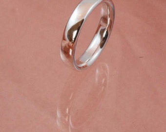 Oval Section Ring