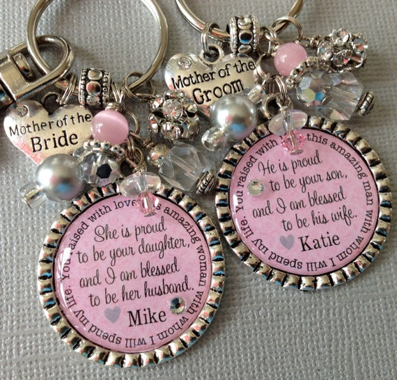 Mother Of The Bride Jewelry: Mother Of The BRIDE Gift / MOTHER Of The GROOM Set