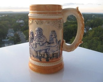 Vintage Beer Stein Made in Occupied Japan