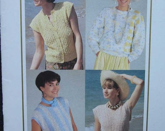 Wendy Knitting Pattern Book Spring Collection