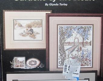 Gardens of the Heart  Cross Stitch Pattern Book
