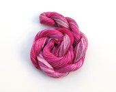 Embroidery floss, hand dyed, 20m skein - bright pink, hot pink, light pink, honeysuckle, rose, fuchsia
