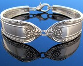 Spoon Bracelet Cotillion Antique