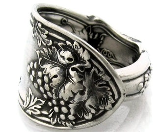 Spoon Ring Size 8 La Vigne