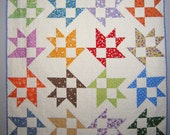 VINTAGE BASKETS 1930s Baby Quilt from Quilts by Elena