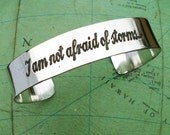 Personalized Quote Bracelet 1/2in wide, personalized gifts, Mother's Day gift for Mom, Handwriting Jewelry, Inspirational Quote Bracelet