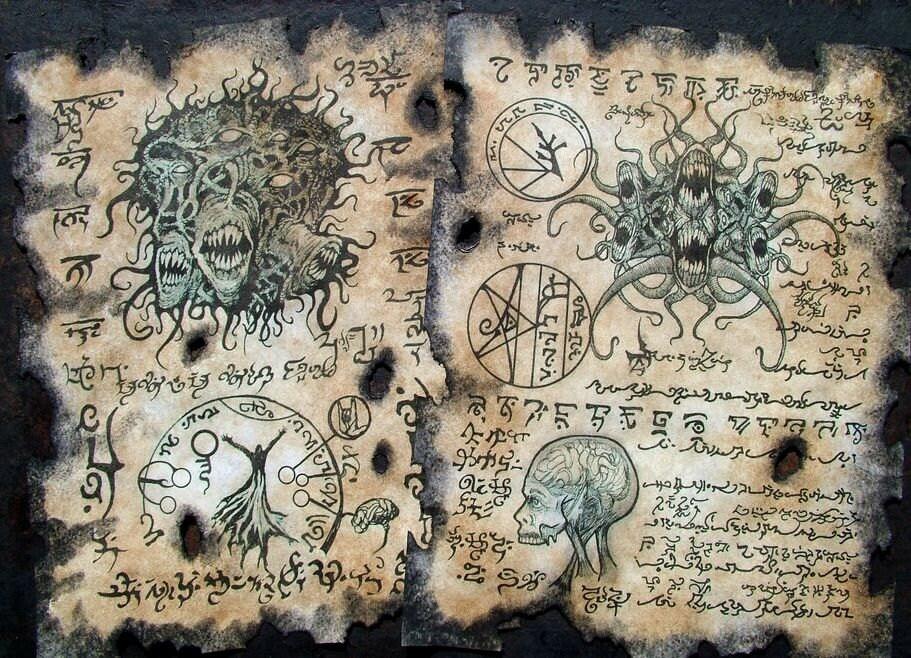 CULT of YOG SOTHOTH Cthulhu larp Necronomicon lovecraft