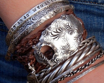 Girlfriend Gift Idea, Gift Idea for Girflriend, Unique Jewelry Gift for Women Leather Wrap Bracelet Gift Idea, Best Girlfriend Gifts Ideas