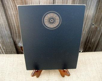 Medallion Chalkboard Sign - Item E1510