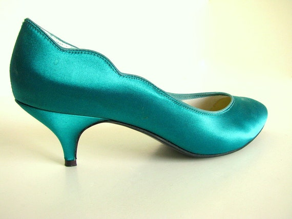 RESERVED for MISS ARIZONA Vintage 1980's Turquoise by bytheway