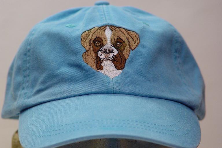 boxer chien chapeau un homme brod femme bonnet prix. Black Bedroom Furniture Sets. Home Design Ideas