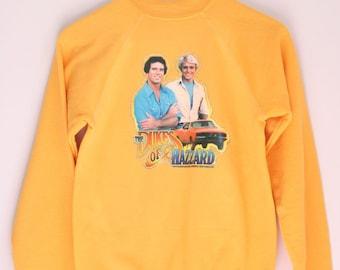 Vintage Dukes of Hazzard NOS sweatshirt youth large